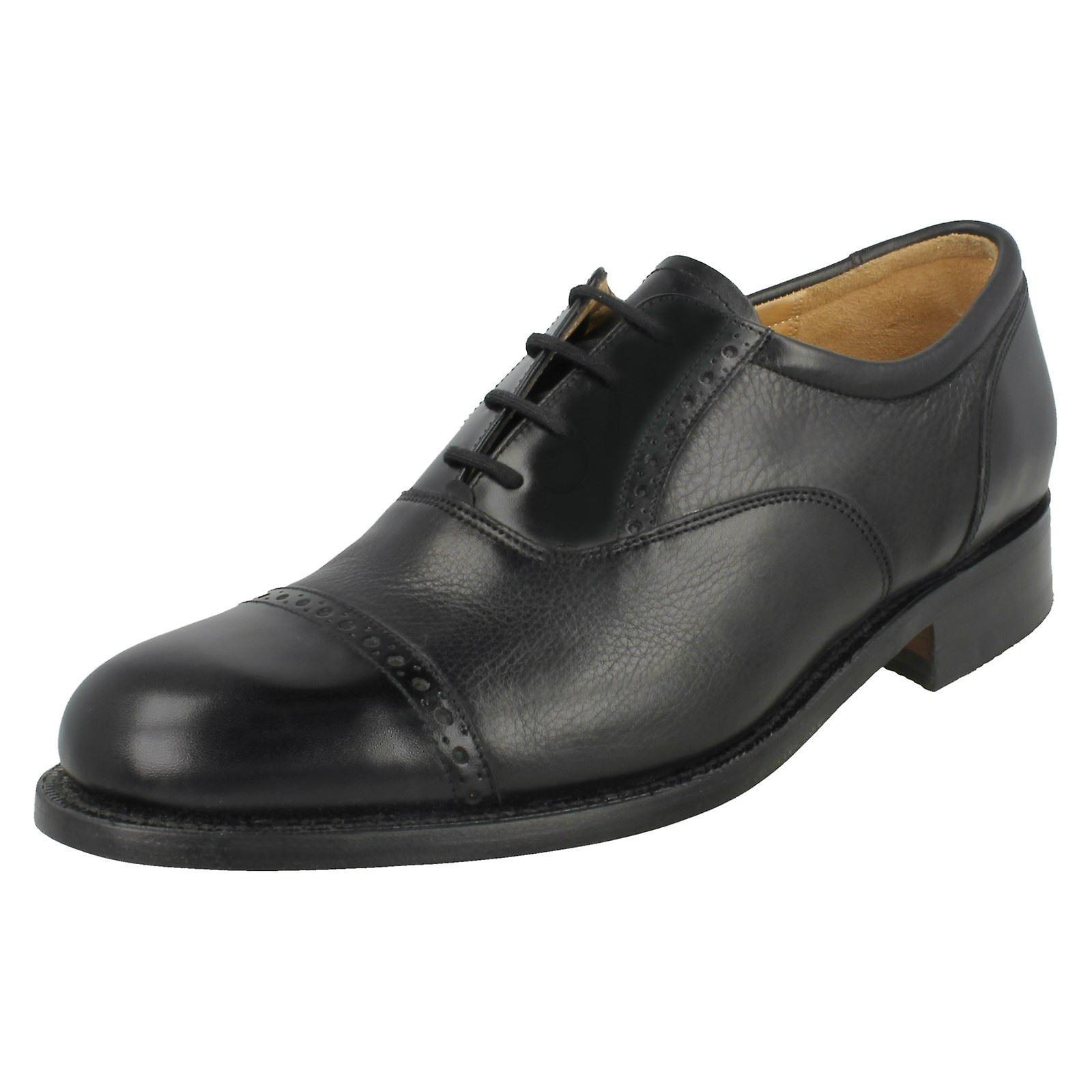 Mens Barker formale Schuhe Shoreham