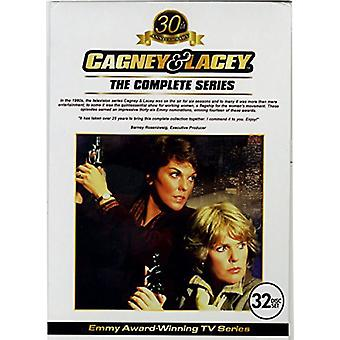 Cagney & Lacey: The Complete Series [DVD] USA import