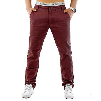 CHINO trend InStr style trousers regular fit jeans Chinohose trousers W28 - W38 brown beige