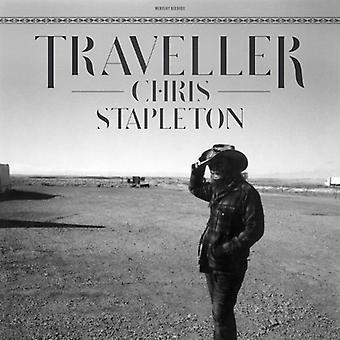 Chris Stapleton - rejsende [CD] USA import