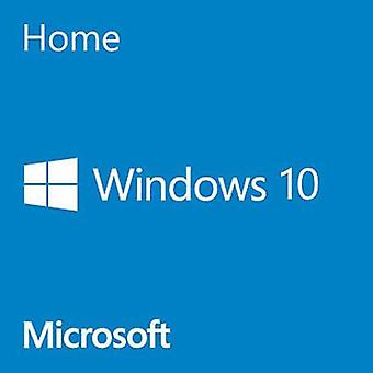 Microsoft Windows® 10 Home 64-Bit OEM Full version, 1 license Windows Operating system