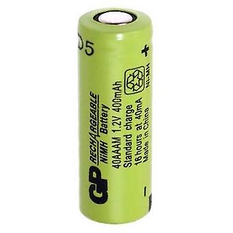 GP Batteries GP40AAAM Non-standard battery (rechargeable) 2/3 AAA Flat top NiMH 1.2 V 400 mAh