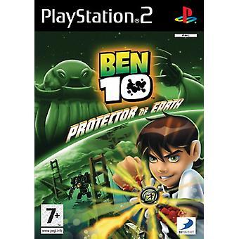 Ben 10 beskyddaren av jorden (PS2)