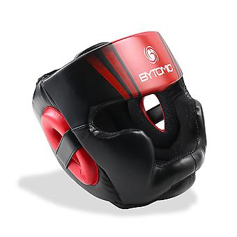 Bytomic Axis Head Guard Black/Red