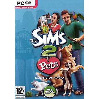 The Sims 2 Pets Expansion Pack (PC DVD)