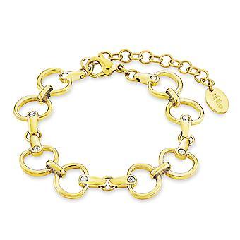 s.Oliver драгоценность Дамы браслет нержавеющая сталь, золото SO1273/1 - 525145