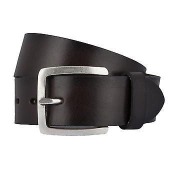 LLOYD Men's belt belts men's belts leather belts men's leather belts Brown 2590