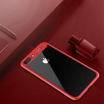 Original ROCK bumper case for Apple iPhone 7 plus / 8 plus bag cover case red new