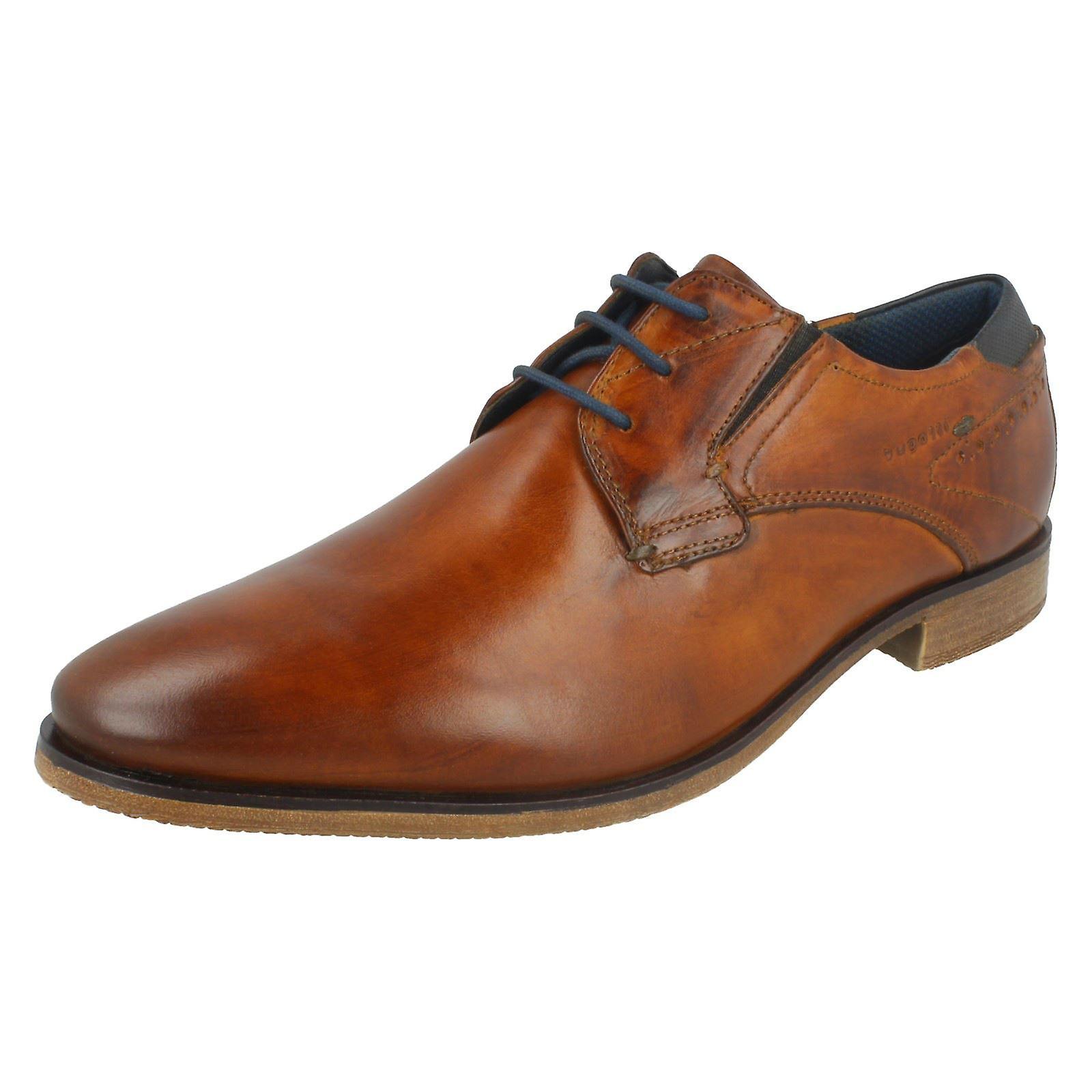 Mens Bugatti formell sko 311-25101-1100-6300