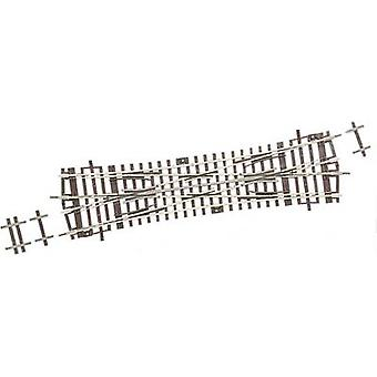 H0 RocoLine (w/o track bed) 42451 Diamond crossing 230 mm 15 °