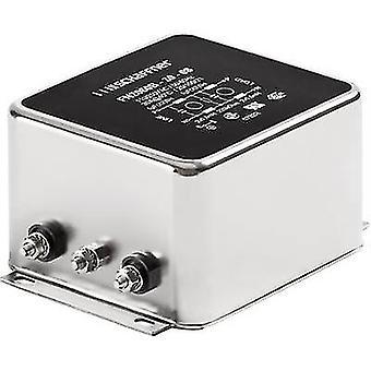 Schaffner FN 2060-1-06 EMI filter 250 V AC 1 A 12 mH (W x H) 71 mm x 46.6 mm 1 pc(s)