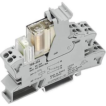 Safety relay 1 pc(s) 788-384 WAGO Operating voltage: 24 Vdc