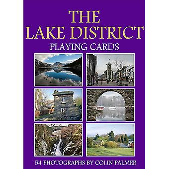 The Lake District Set Of 52 + Jokers Playing Cards