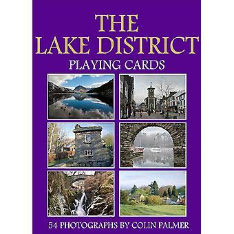 Lake District uppsättning 52 + jokrar-spelkort
