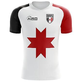 2018-2019年ウドムルト共和国ホーム コンセプト サッカー シャツ