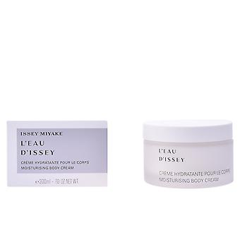 Issey Miyake L'eau D'issey Body Cream 200ml Womens New Sealed Boxed