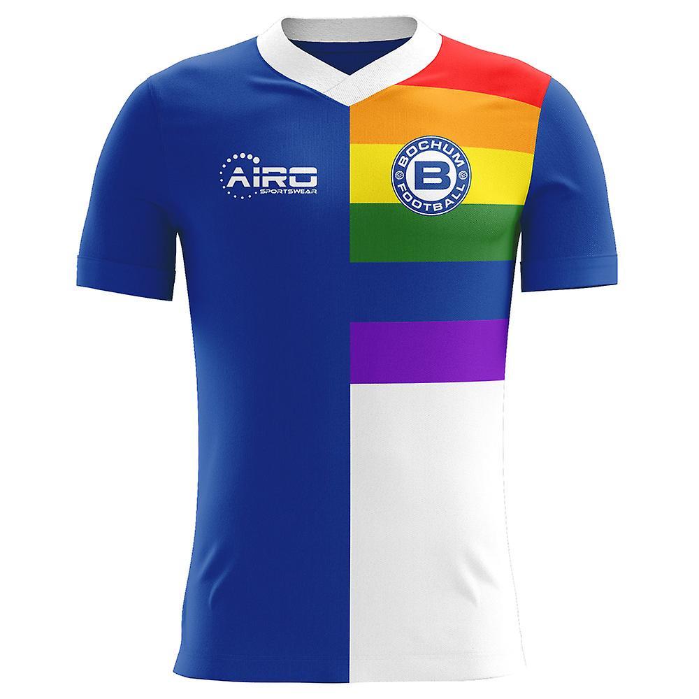 2018-2019 Bochum Home Concept Football Shirt