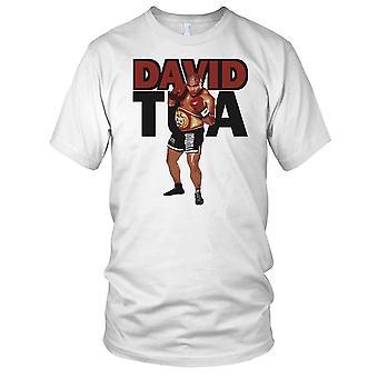 David Tua Box-Legende-Herren-T-Shirt