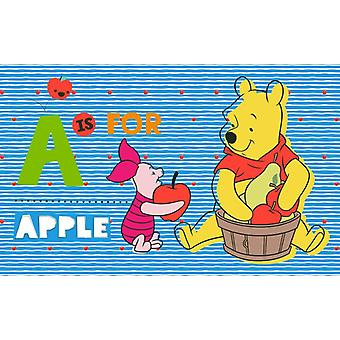 Disney Winnie The Pooh cabeceira tapete tapete 50x80cm