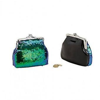 Geld Box Glitter und Glamour Brieftasche