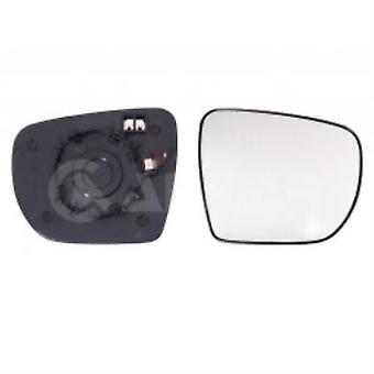 Direito driver lateral espelho de vidro (aquecido) & Holder para Hyundai IX35 2010-2017