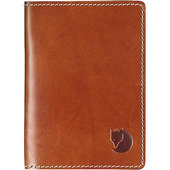 Fjallraven Leather Passport Wallet Document Holder