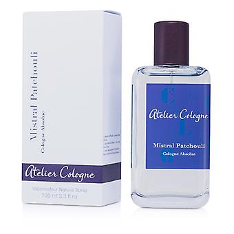 Atelier Cologne Mistral Patchouli Cologne Absolue Spray 100ml/3.3oz