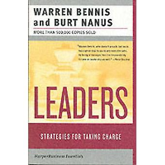 Leaders - Strategies for Taking Charge (2nd) by Warren G. Bennis - Bur