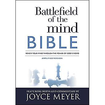 Battlefield of the Mind Bible - Renew Your Mind Through the Power of G