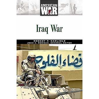 Guerre en Irak par Rodney P. Carlisle - Book 9780816056279