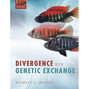 Divergens med genetiska utbyte