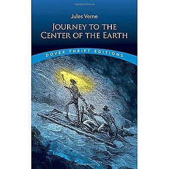 Rejse til centrum af jorden (Dover sparsommelighed udgaver)