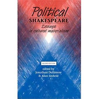 Politisk Shakespeare: Essays i kulturell materialisme