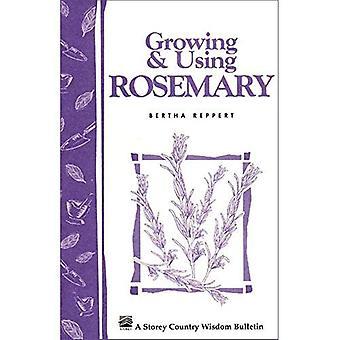 Growing and Using Rosemary (Storey Publishing Bulletin)