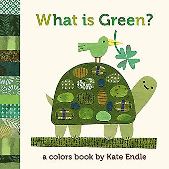 What Is Green? (Colors Books