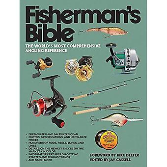 Fisherman's Biblii: na świecie wędkarskim najbardziej obszerne