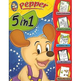 Pepper 5 in 1