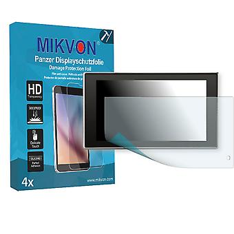 Garmin nüvi 3597LMT Screen Protector - Mikvon Armor Screen Protector (Retail Package with accessories)