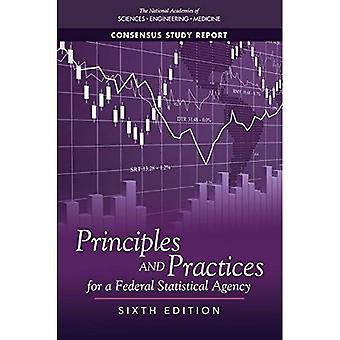 Princípios e práticas de uma Agência Federal de estatística: sexta edição
