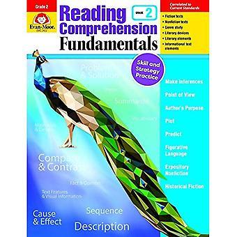 Reading Comprehension Fundamentals, Grade 2 (Reading Comprehension Fundamentals)