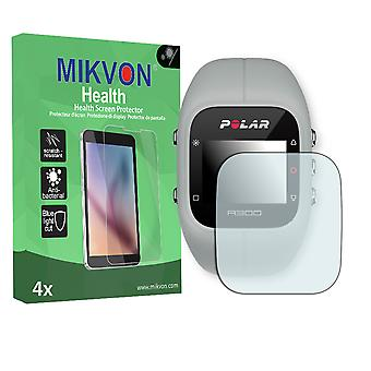 Polar A300 Screen Protector - Mikvon Health (Retail Package with accessories)