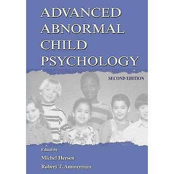 Avanzato di psicologia anormale del bambino da Hersen & Michel