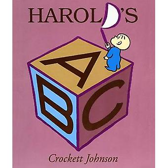 Harold's ABC Board Book by Crockett Johnson - Crockett Johnson - 9780