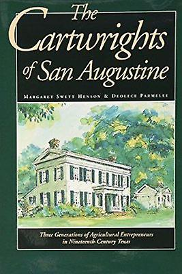 voituretwrights of San Augustine by Henson M - 9780876111291 Book