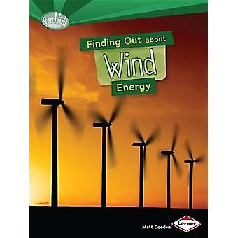Finding Out about Wind Energy by Matt Doeden - 9781467745581 Book