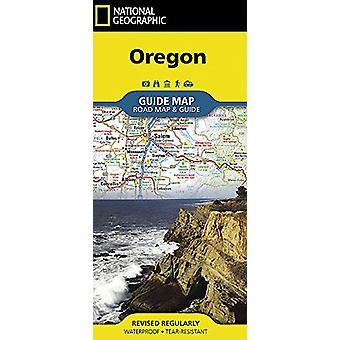Oregon by Oregon - 9781566957755 Book