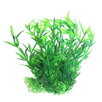 Betta Choice Green Bamboo Plastic Aquarium Plant