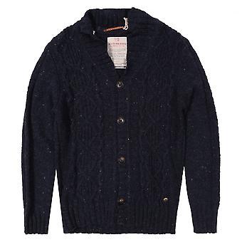 Scotch & Soda Button Vest Cardigan