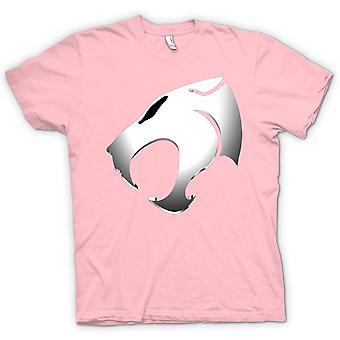 Womens T-shirt - Thundercats - metallische Logo