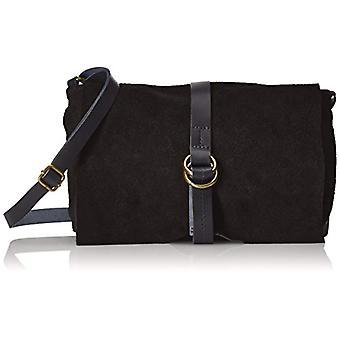 Chicca Bags 10011 Day Pochette 23 cm Black